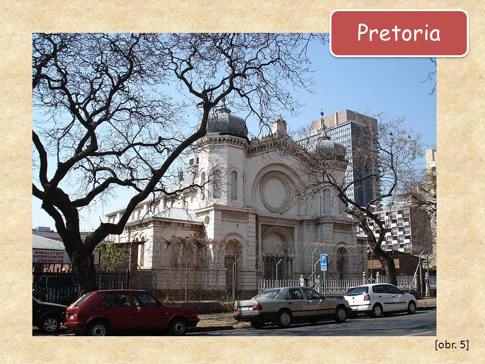 Pretoria [obr. 5]