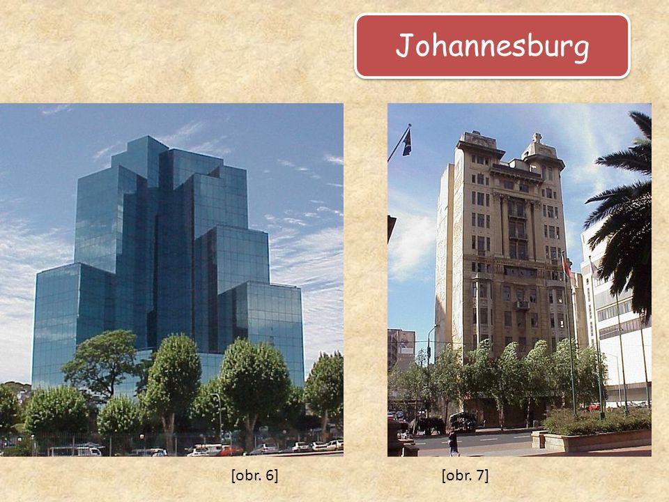 Johannesburg [obr. 6][obr. 7]