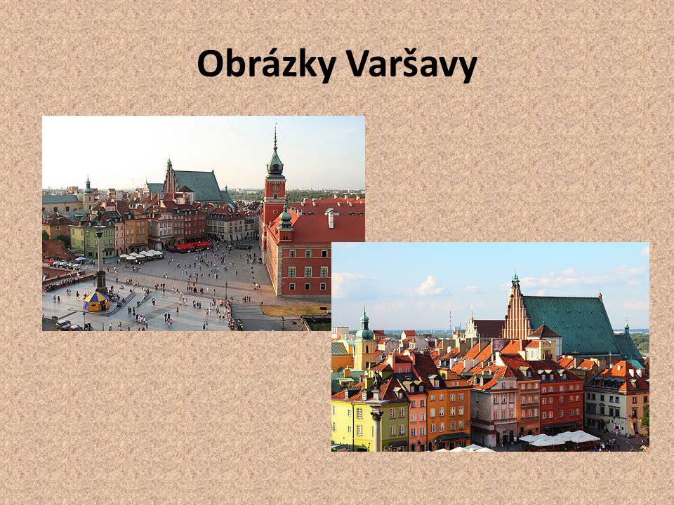 Obrázky Varšavy