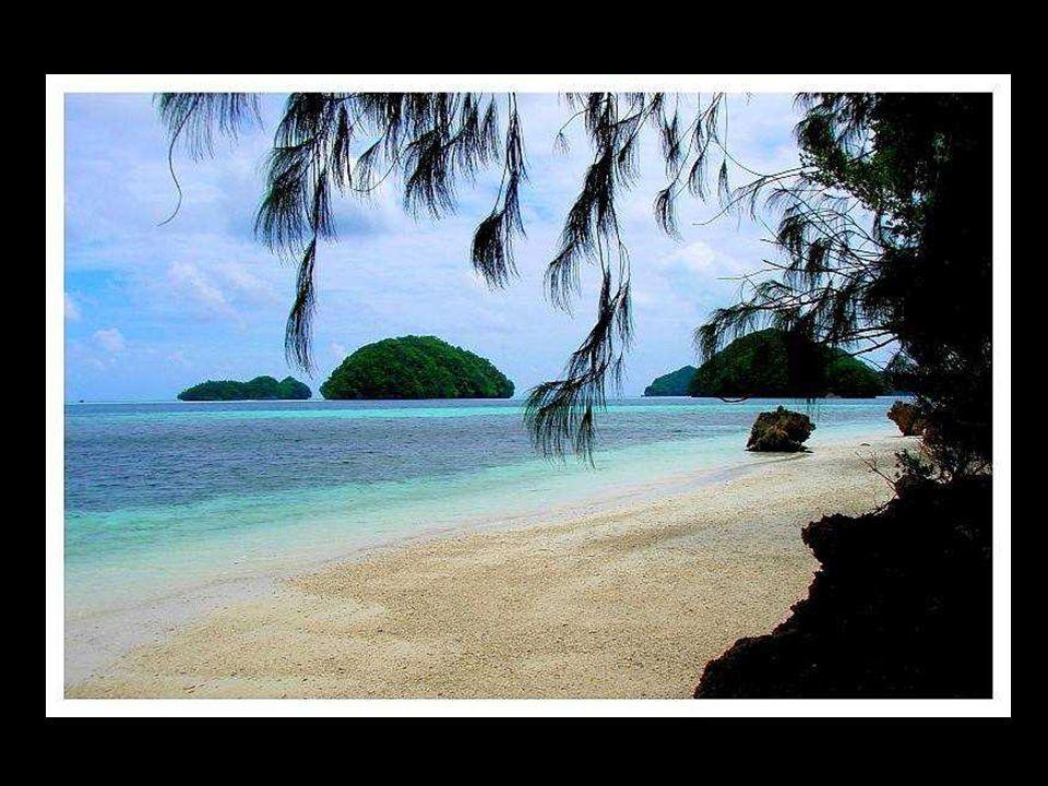 Rockovy ostrovy Mikronésie je krásné souostroví s dlouhými plážemi, zelenými palmami a vždy milými lidmi. Ostrovní ráj leží mimo hlavní turistické tra