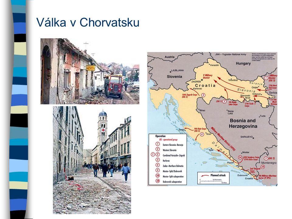 Válka v Chorvatsku