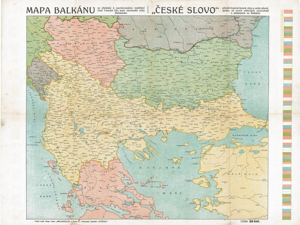 1.června 1913 uzavřely Srbsko a Řecko v Soluni tajnou smlouvu namířenou proti Bulharsku.