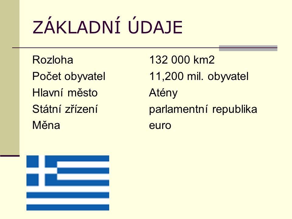 ZÁKLADNÍ ÚDAJE Rozloha132 000 km2 Počet obyvatel11,200 mil.