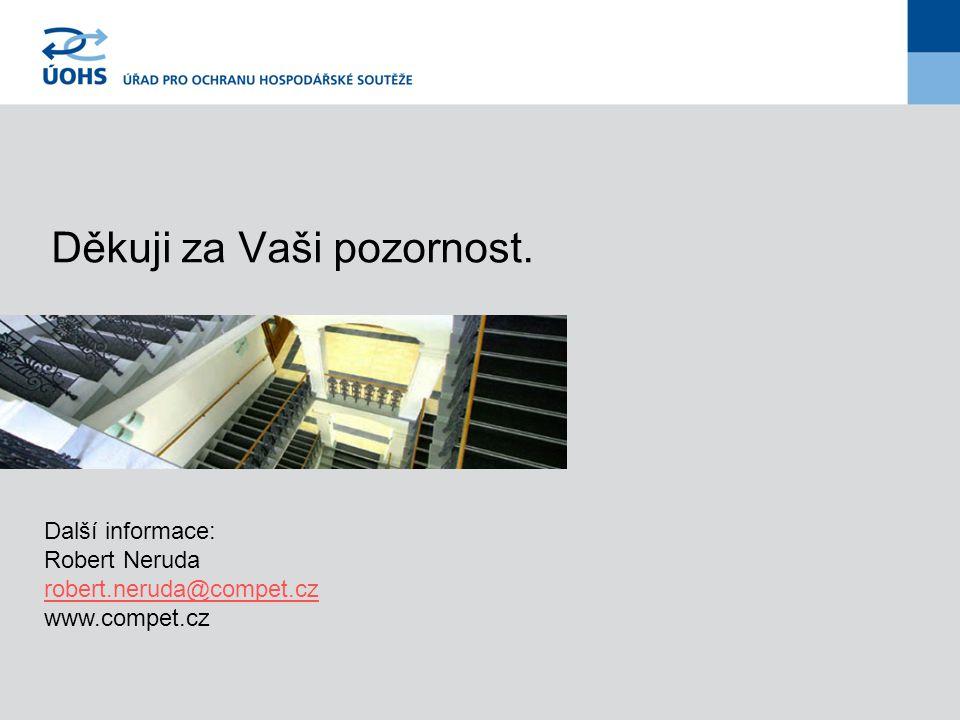 Děkuji za Vaši pozornost. Další informace: Robert Neruda robert.neruda@compet.cz www.compet.cz
