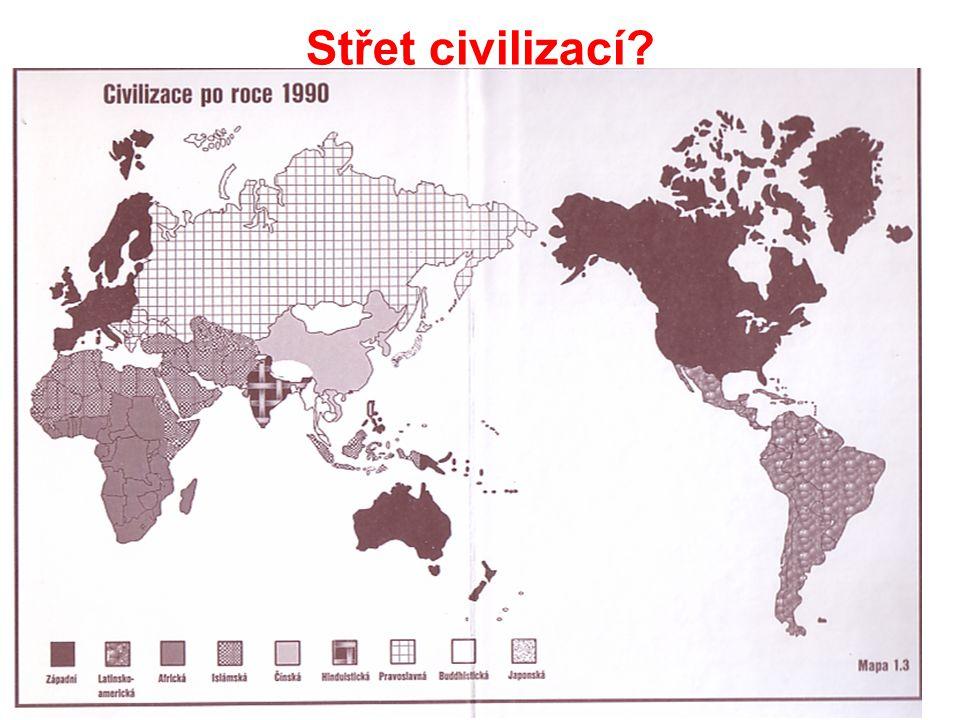 Střet civilizací?
