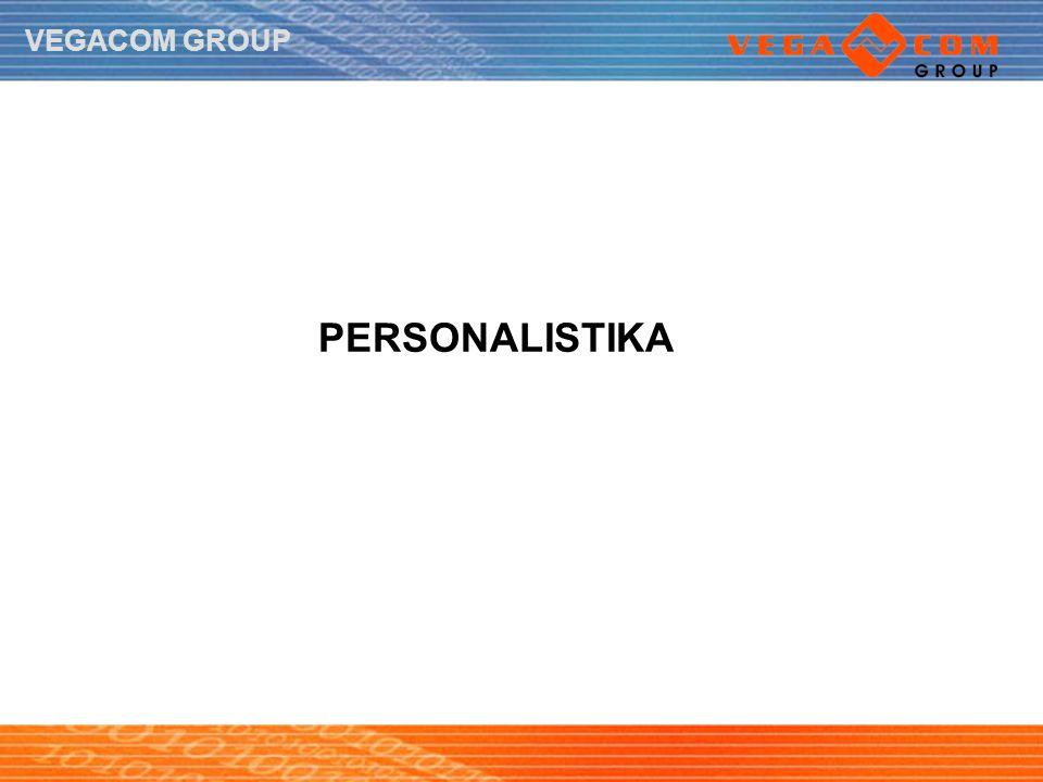 VEGACOM GROUP PERSONALISTIKA