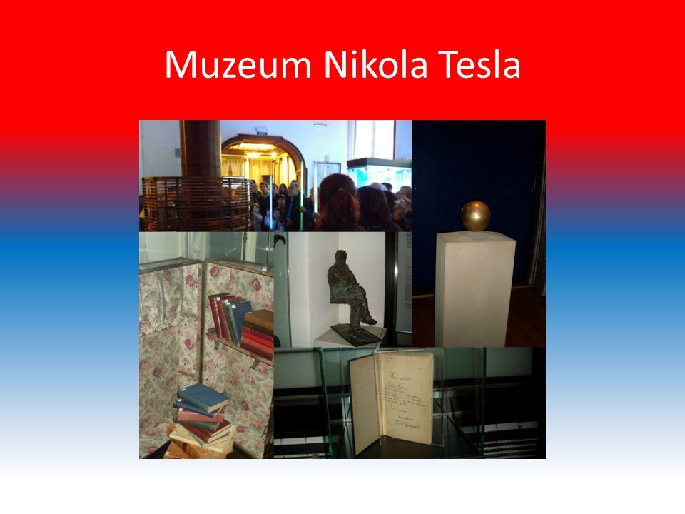 Muzeum Nikola Tesla