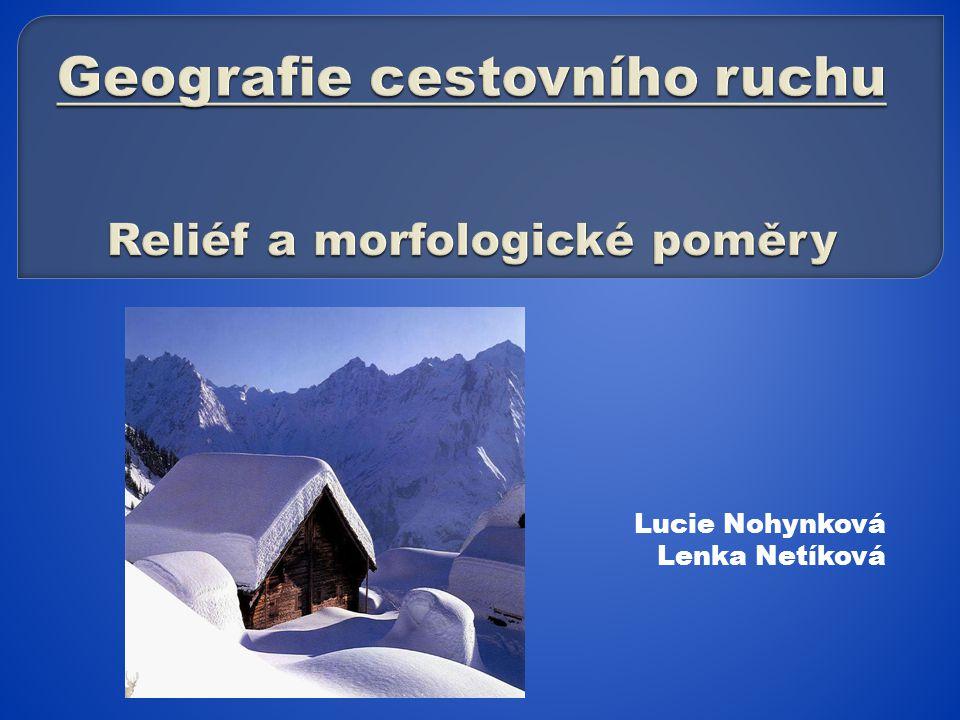 Lucie Nohynková Lenka Netíková