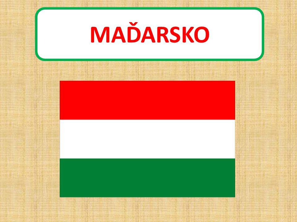 Státní zřízení: Hlavní město: 10 miliónů maďarský forint maďarština republika Měna: Rozloha: Počet obyvatel: Úřední jazyk: 93 000 km² Základní údaje: Budapešť