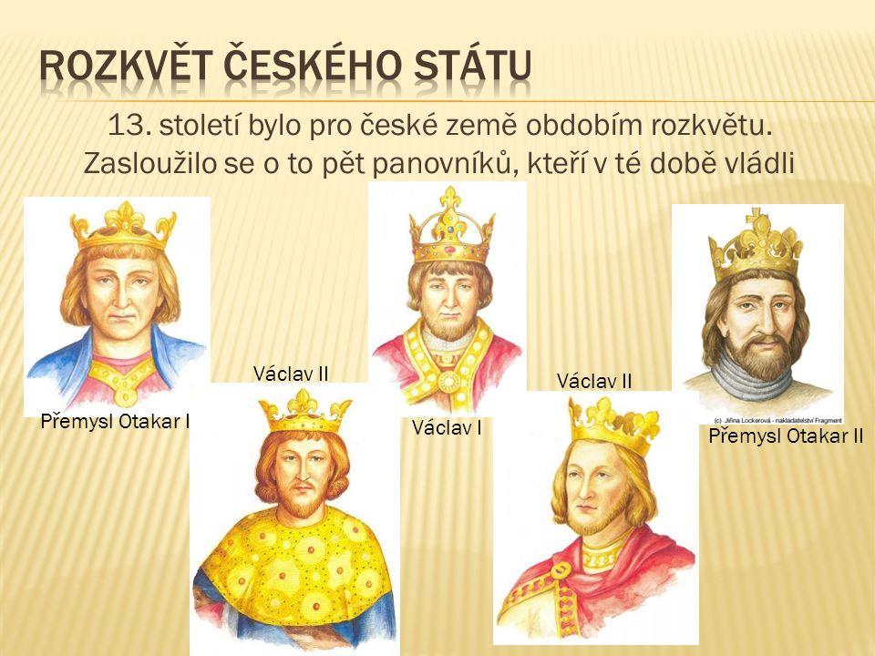  Právo založit město měl jen panovník.