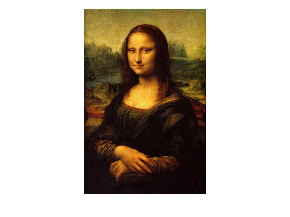 Co je dobré si pamatovat Autor: LEONARDO DA VINCI Název díla: Mona Lisa Datace: c.