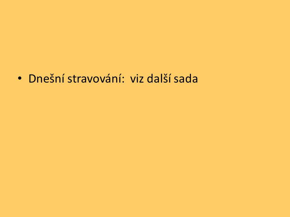Kontrolní otázky 1.Popište stručně výživu od starověku po dnešek.