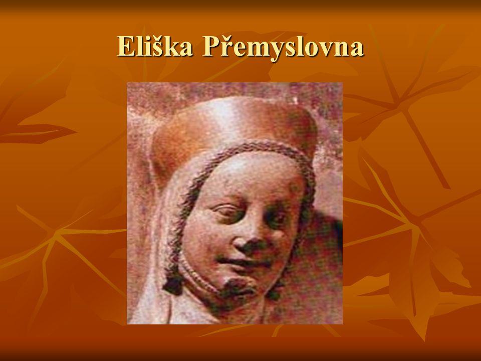 Eliška Přemyslovna