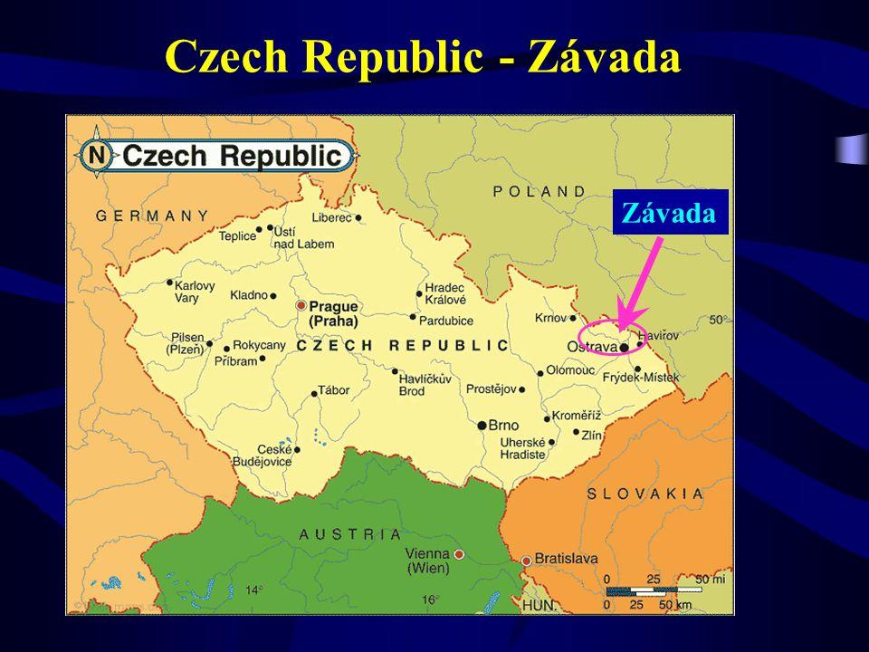 Czech Republic - Závada Závada