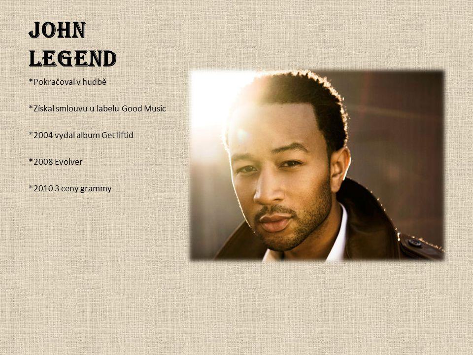 "John Legend *2013 album Love in the Future *sing "" All of me *1."
