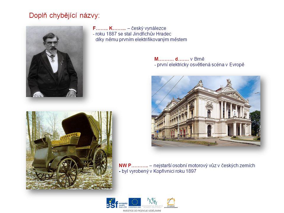 M……….d……. v Brně - první elektricky osvětlená scéna v Evropě F……..