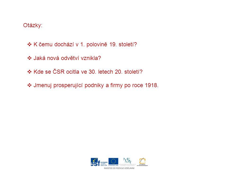 Otázky:  Co se stalo se vstupem ČR do Evropské unie.