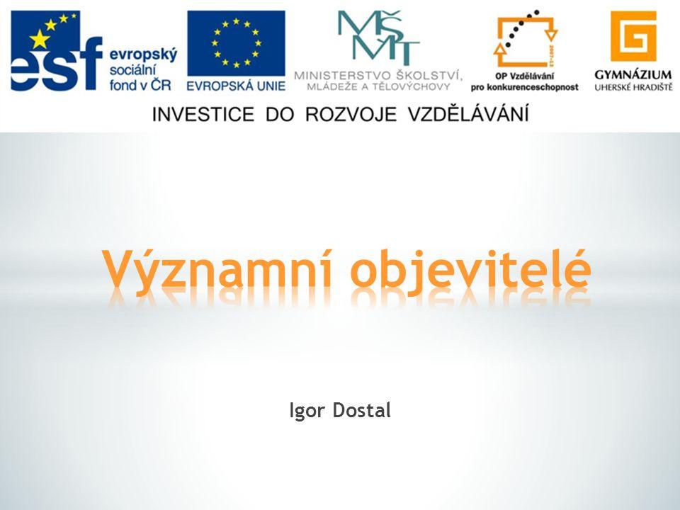 Igor Dostal