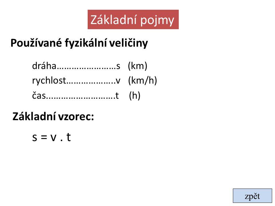 Slovní úlohy o pohybu úloha č.23 Ze stanic A a B, jejichž vzdálenost je 380 km, vyjely současně proti sobě dva vlaky.