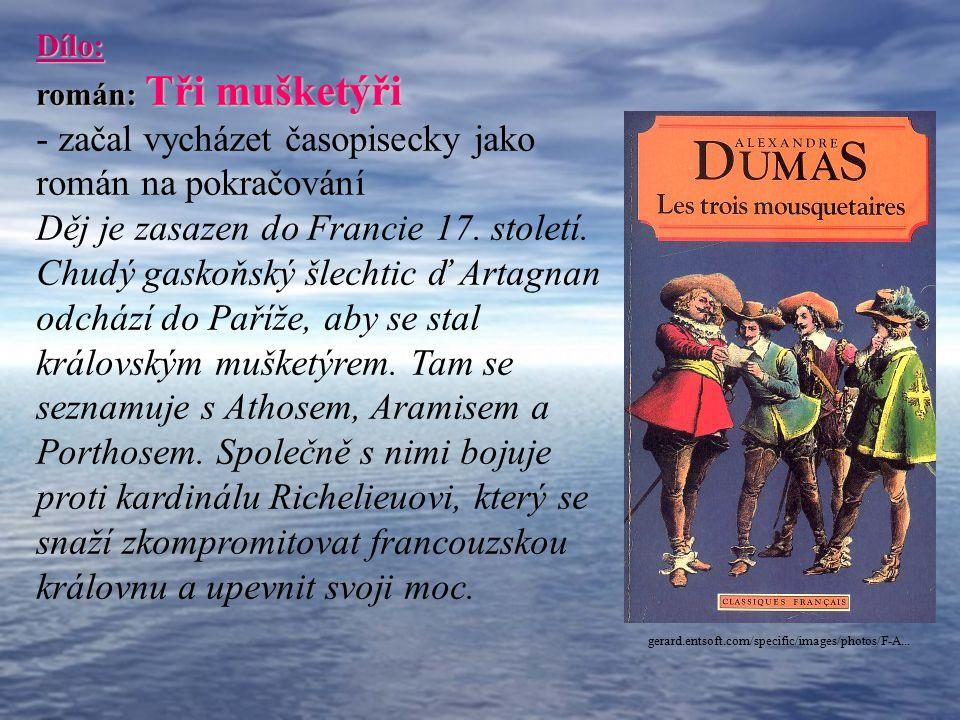 Alexandre Dumas st.(1802-1870) - vl.