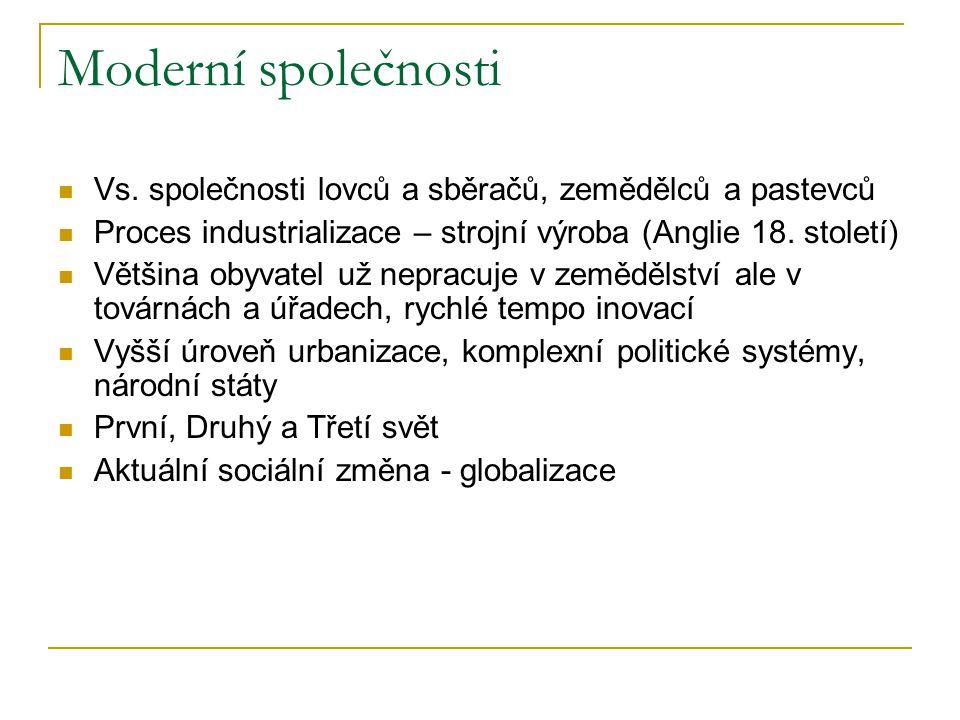 Klasické teorie organizace II.R.