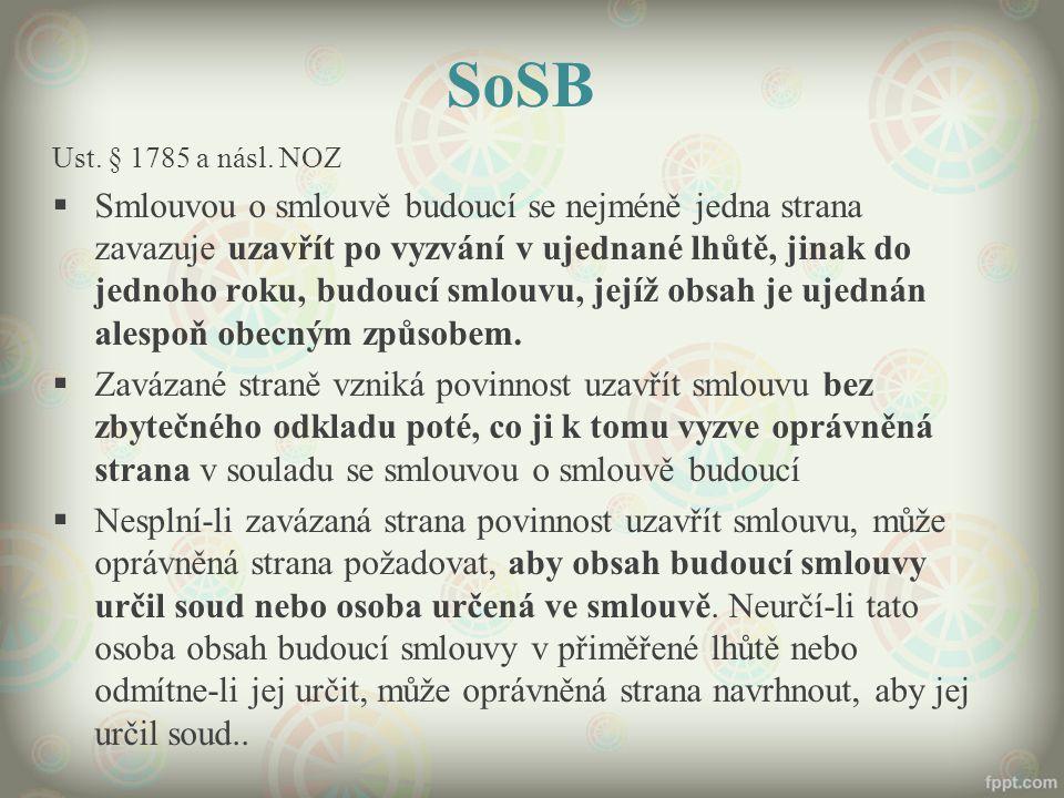 FINANČNÍ SLUŽBY § 1841 a násl.