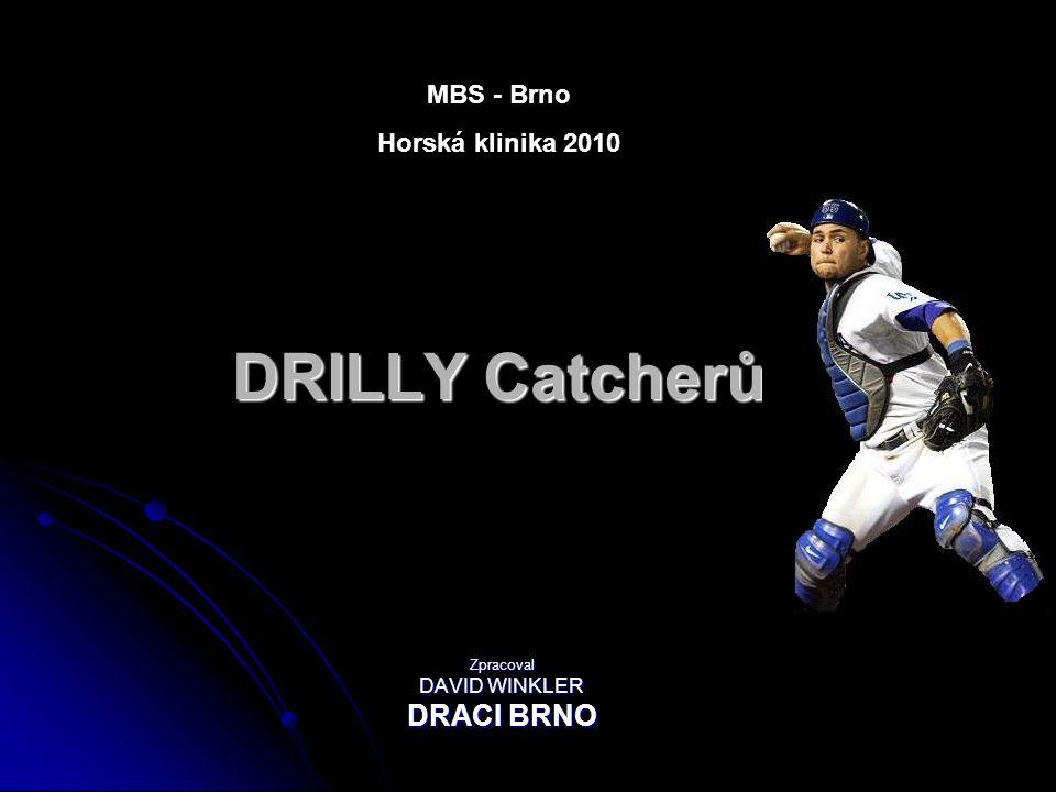 DRILLY Catcherů Zpracoval DAVID WINKLER DRACI BRNO MBS - Brno Horská klinika 2010