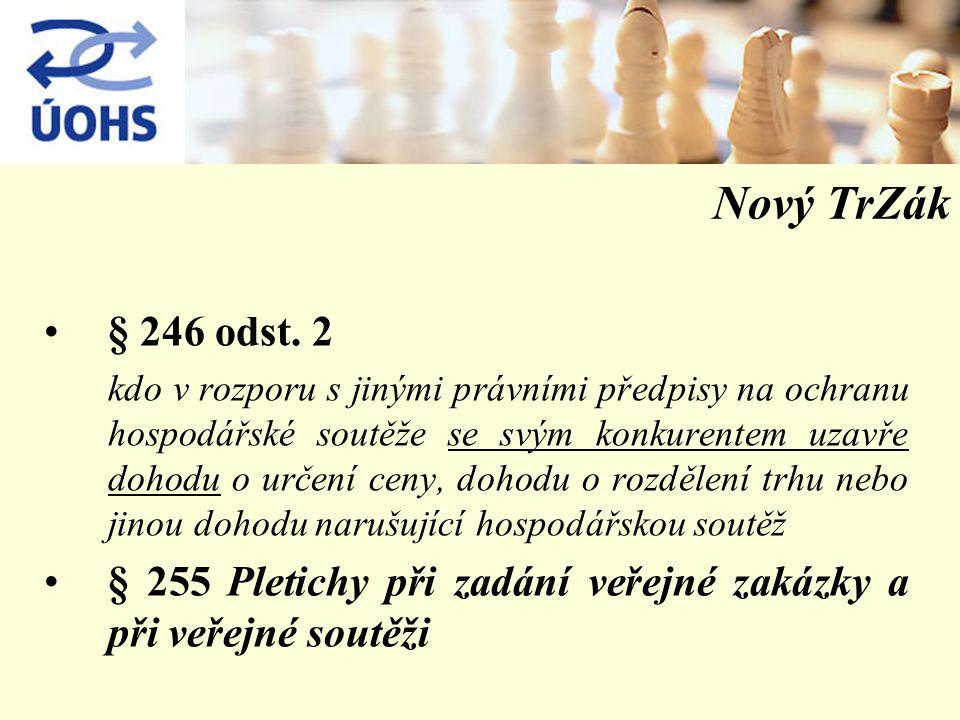 Nový TrZák § 246 odst.