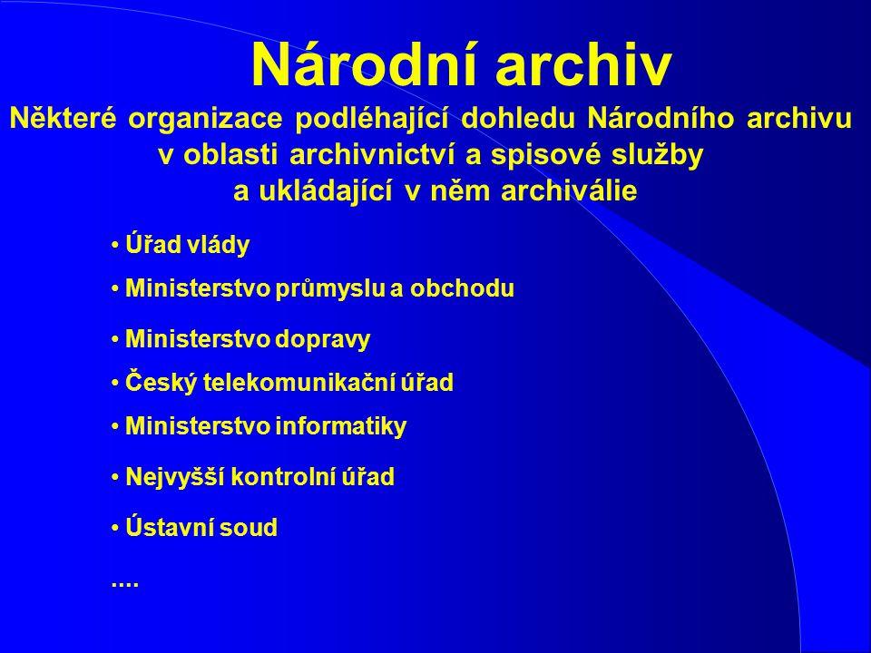 Elektronické dokumenty (ED) Elektronickým dokumentem rozumíme soubory digitálních záznamů, které zprostředkují informace.