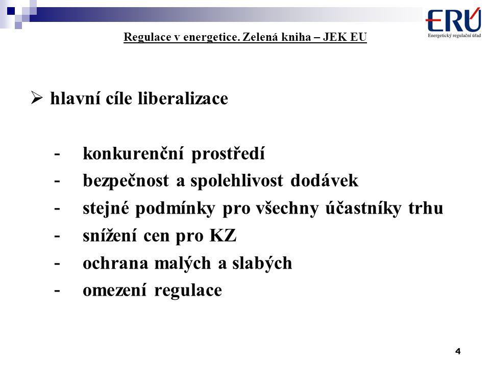 4 Regulace v energetice.