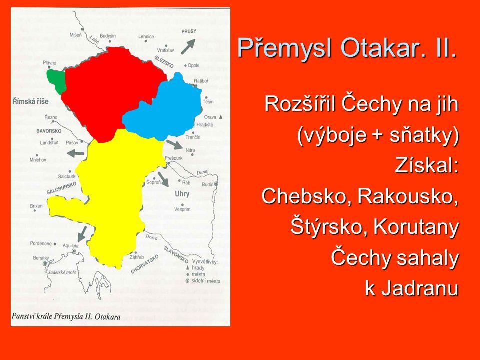 Přemysl Otakar.II.
