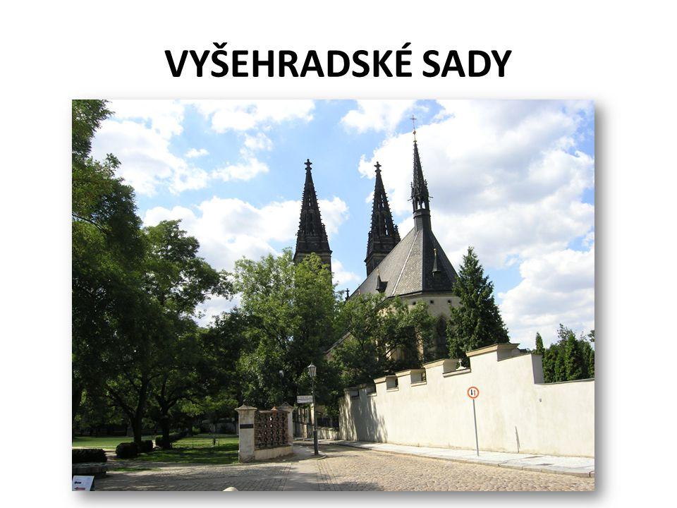 Vyšehrad Na toto místo přišel Přemysl Oráč, od něhož historicky odvozoval svůj původ královský rod Přemyslovců.