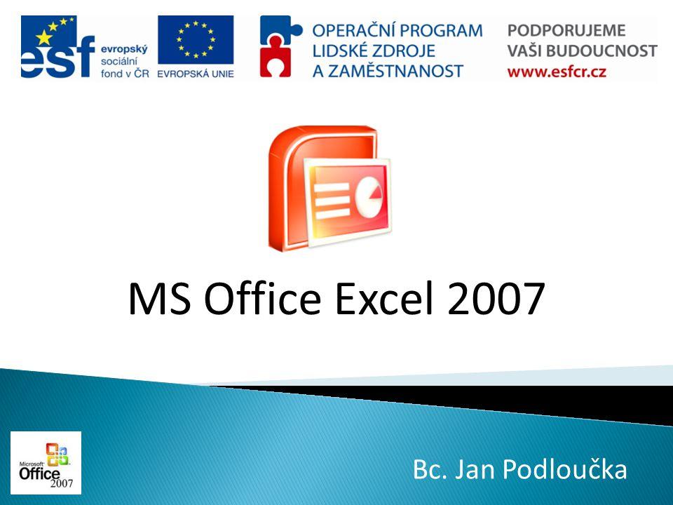  Excel je nejrozšířenějším tabulkovým procesorem (přes 90% uživatelů).