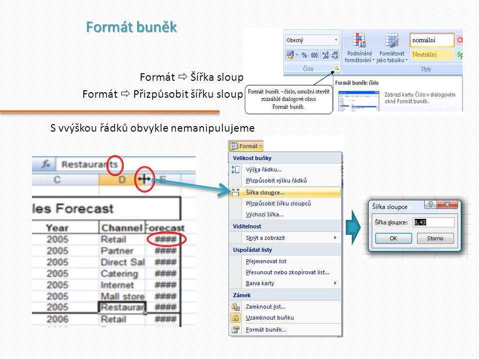 Karta Data  Souhrn  Funkce  Nejprve vždy musíme položky seřadit podle sloupce, který bude určující pro vznik skupiny či souhrnu.