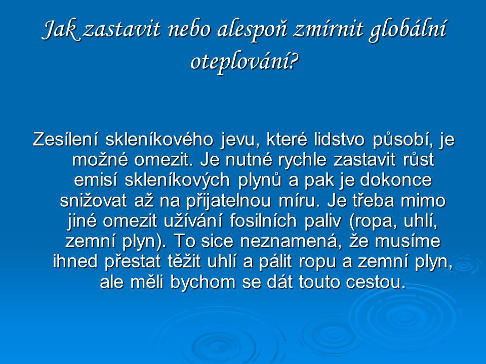 rok 2004 Ozonová vrstva