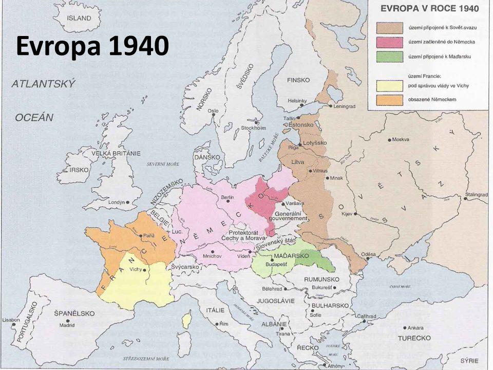 Evropa 1940
