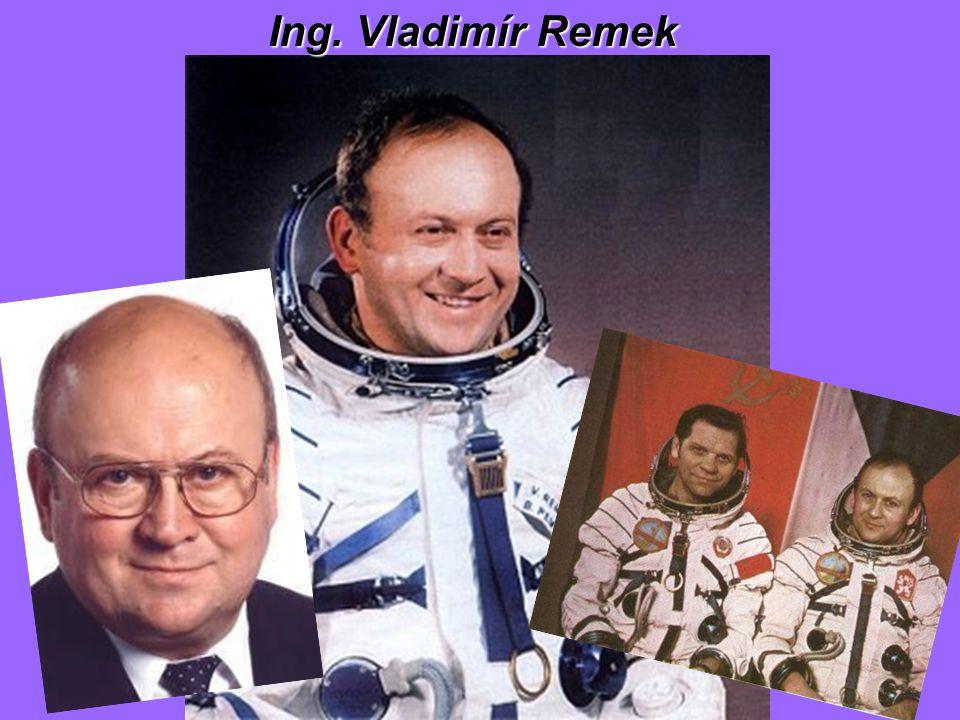 Ing. Vladimír Remek