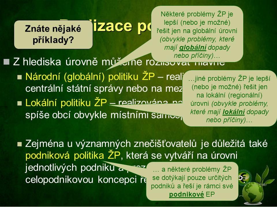 Typy poplatků III.