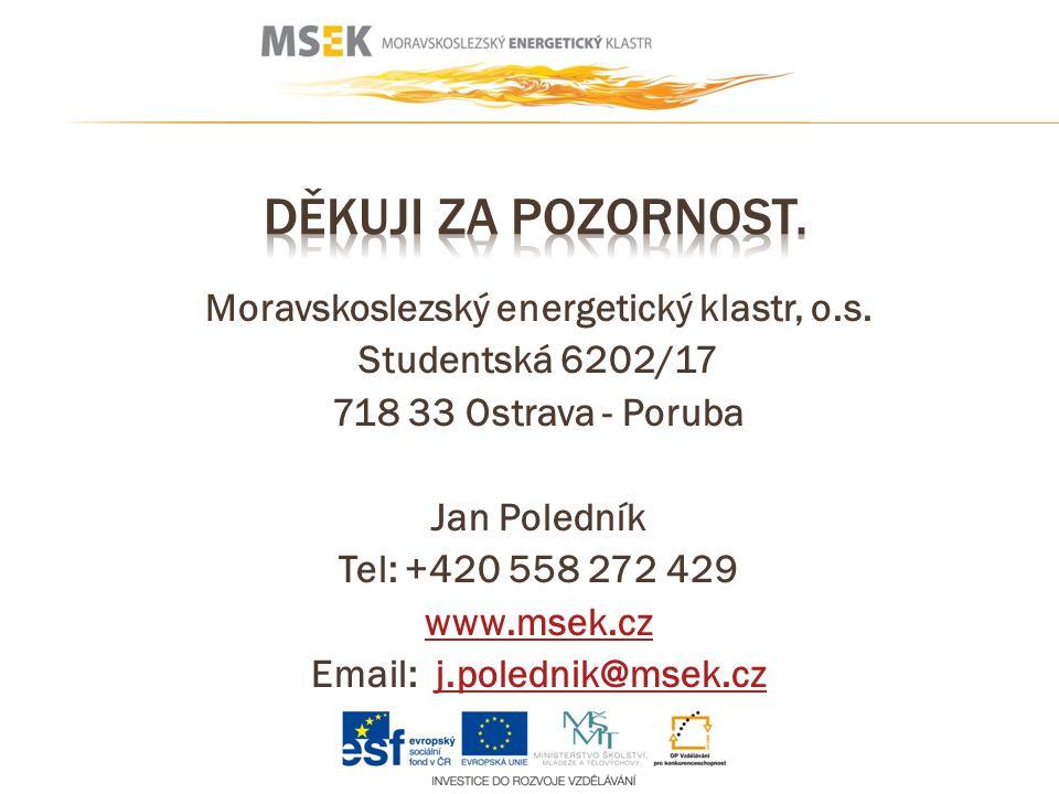 Moravskoslezský energetický klastr, o.s.