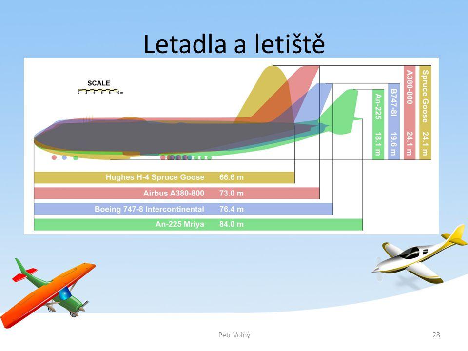 Letadla a letiště Petr Volný28