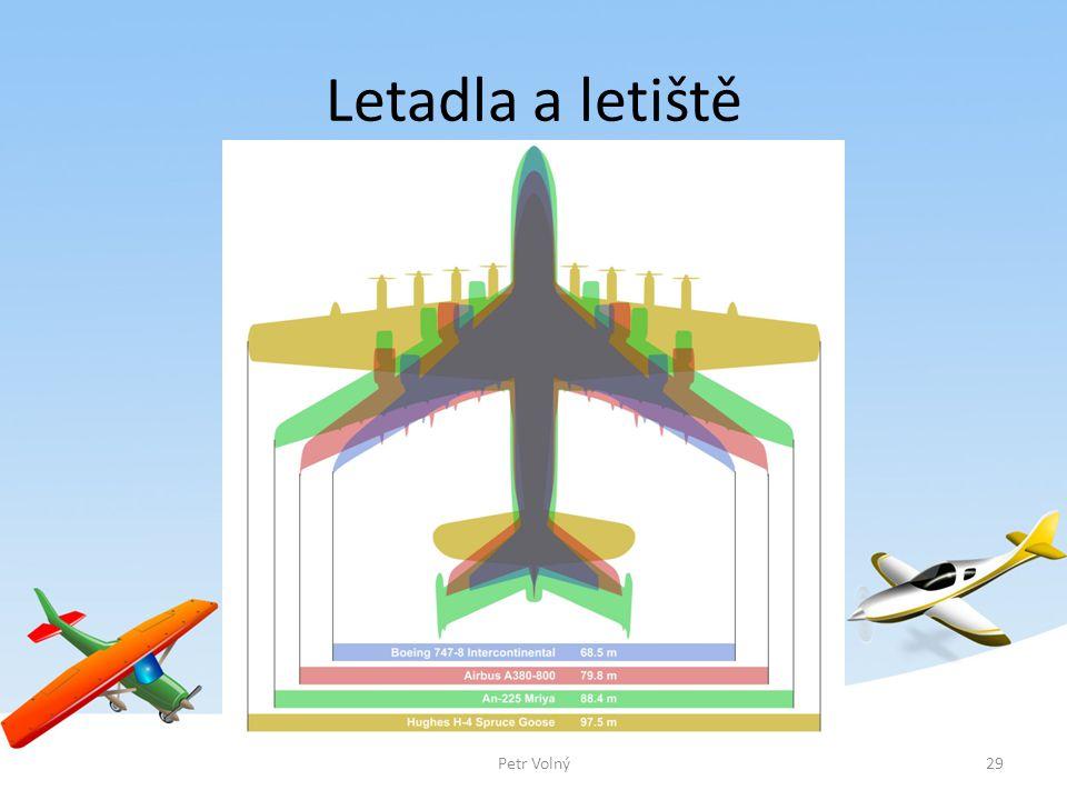 Letadla a letiště Petr Volný29