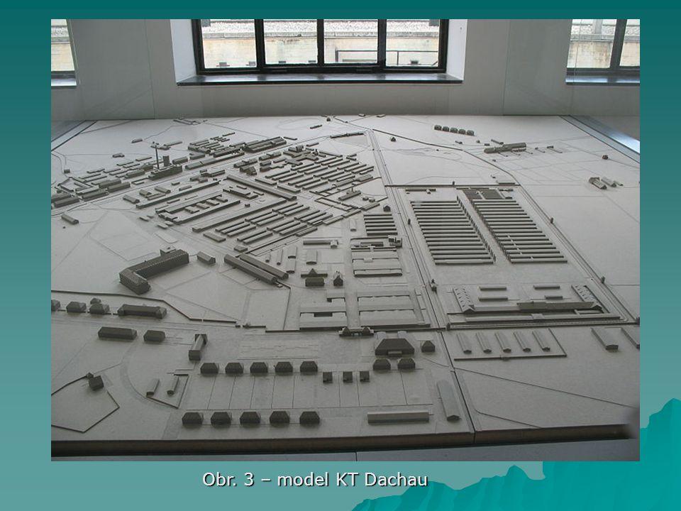 Obr. 3 – model KT Dachau