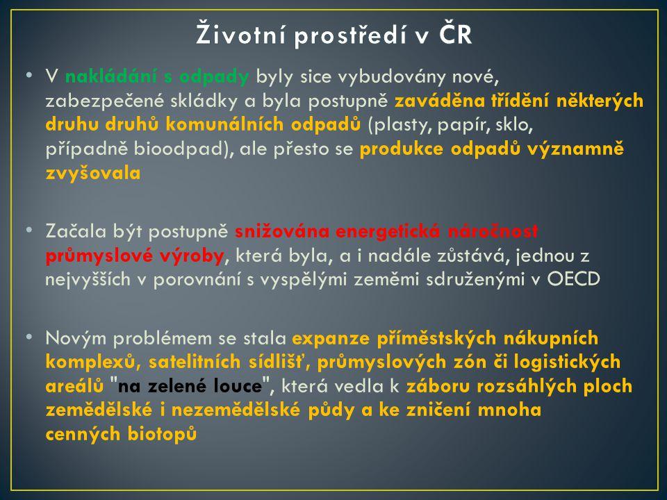 Skládka komunálního odpadu v obci Vyskytná nad Jihlavou