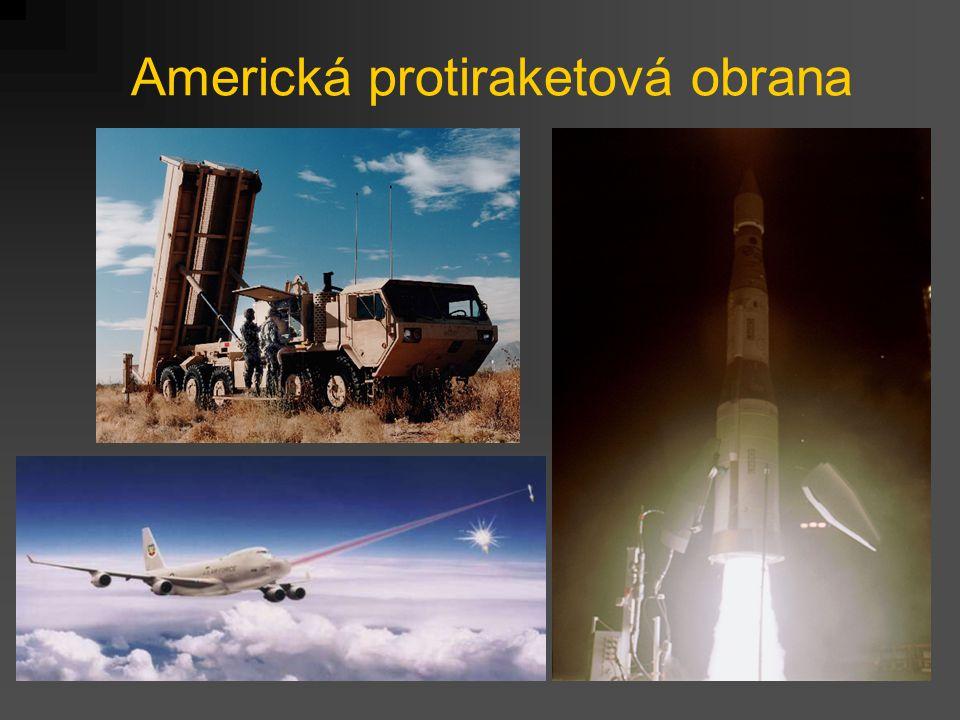 Americká protiraketová obrana
