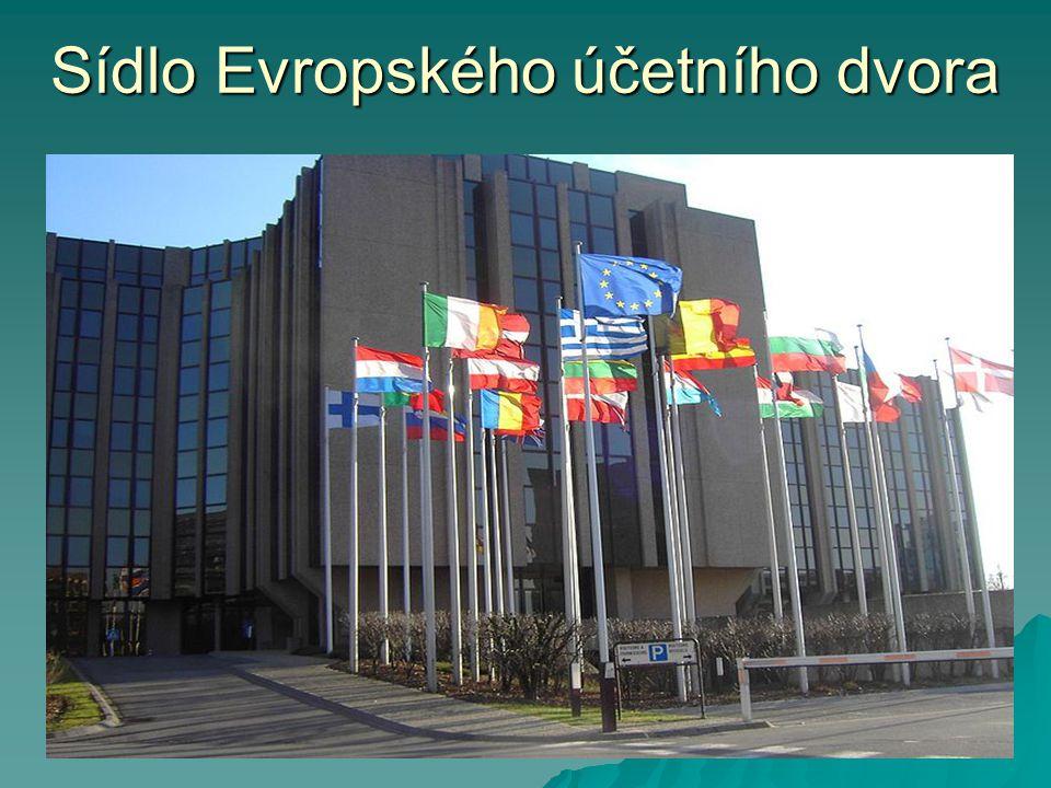 Sídlo Evropského účetního dvora