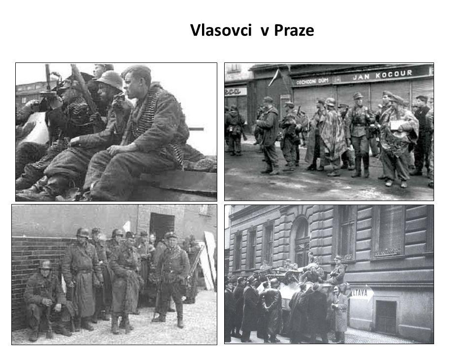 Vlasovci v Praze