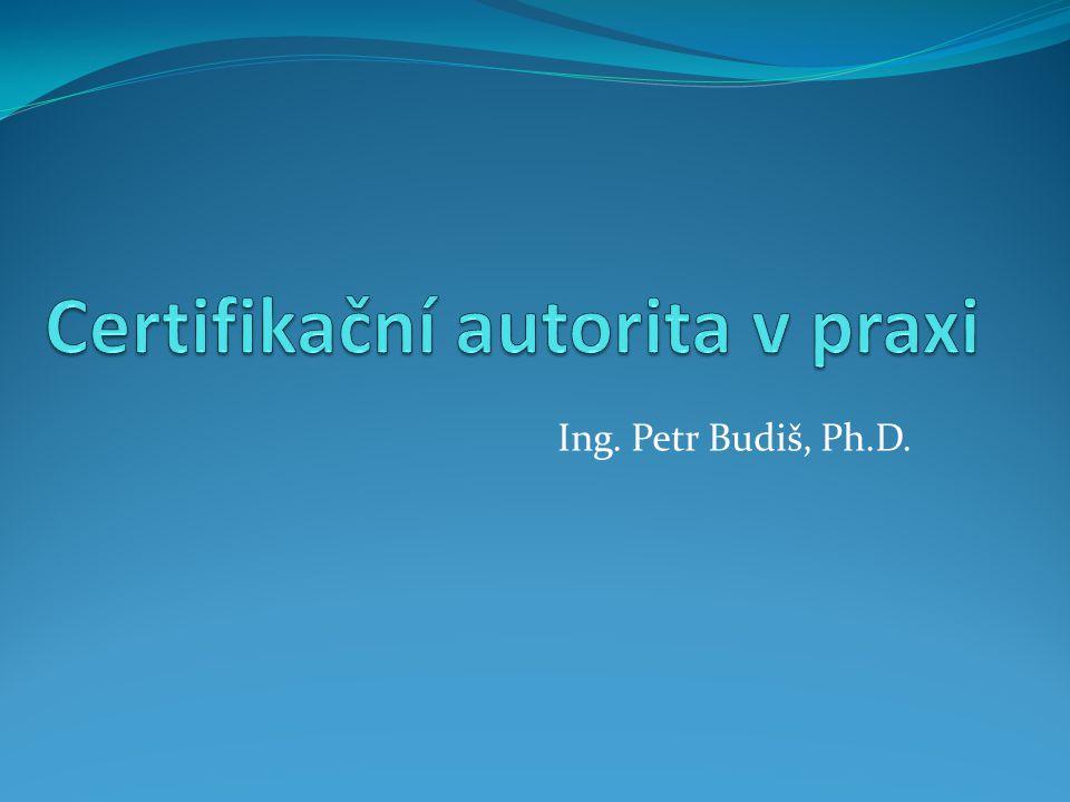 Ing. Petr Budiš, Ph.D.