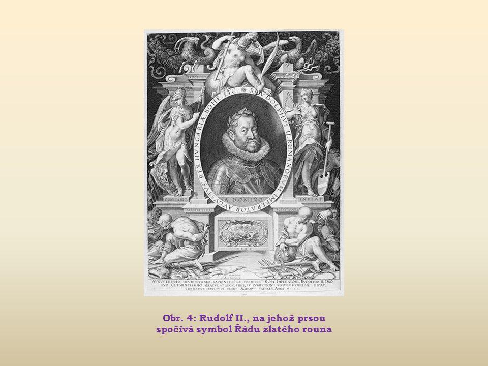 Obr. 3: Mezi sbírky Rudolfa II. patřil také Codex Gigas (Ďáblova kronika)