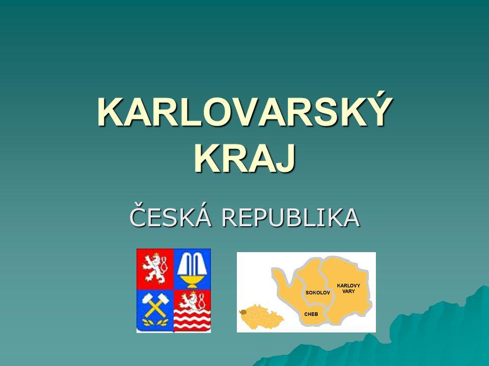 KARLOVARSKÝ KRAJ ČESKÁ REPUBLIKA