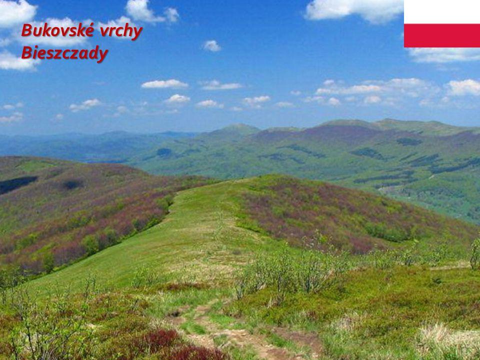 Bukovské vrchy Bieszczady